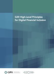 G20 High Level Principles for Digital Financial Inclusion - Full Document