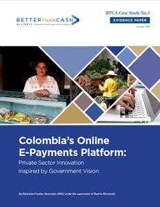 Colombia E-payment - Full Case Study