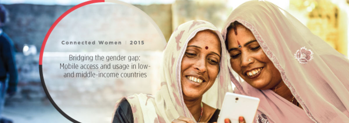 Closing the gender gap in mobile phone access and use-1