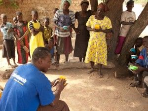 The Livelihood Empowerment against Poverty social welfare programme reaches out to the poorest Ghanaian families