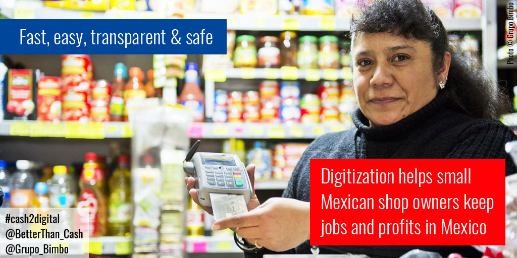 Grupo Bimbo joins the Better Than Cash Alliance to help small businesses in Mexico boost profits-2