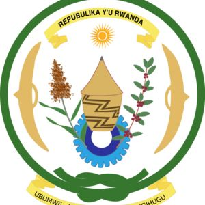 republic of Rwanda logo