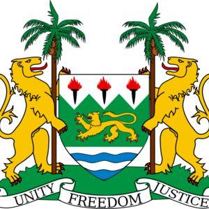 Republic of Sierra Leone logo