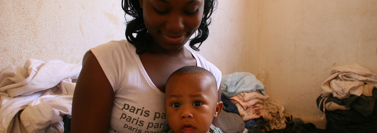 MALI CRISIS: A YOUNG MOM'S STORY