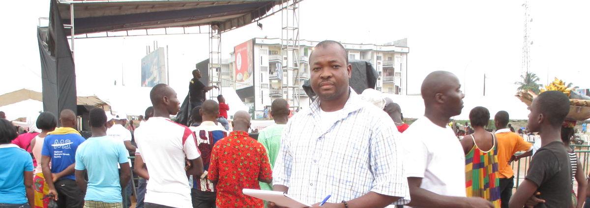 Mobile money promotes messages of peace in Cote d'Ivoire