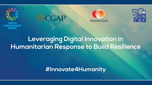 CGAP innovate 4 hummanity