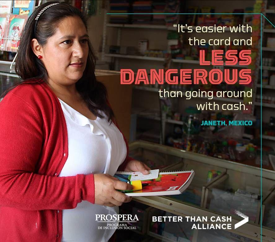 Mexico Announcement Janeth - less dangerous quote