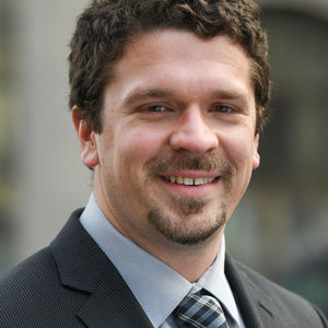 photo of Dan Waldron